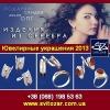 Ювелирные украшения 2013 из серебра 925 Оптом
