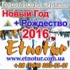 New Горнолыжные Карпаты Новый год Рождество 2016