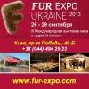 Международная выставка меха FUR EXPO Ukraine'2013