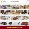 Офисная мебель 2013 для персонала Кабинеты руководителей