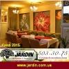 Ресторан авторской кухни 2015 Жардин.  Киев