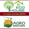Выставки Eco house и Agro Build-Expo Киев 8-11. 06. 2016